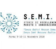 A Parma S.E.M.I. 2018 > 9-10-11 Novembre