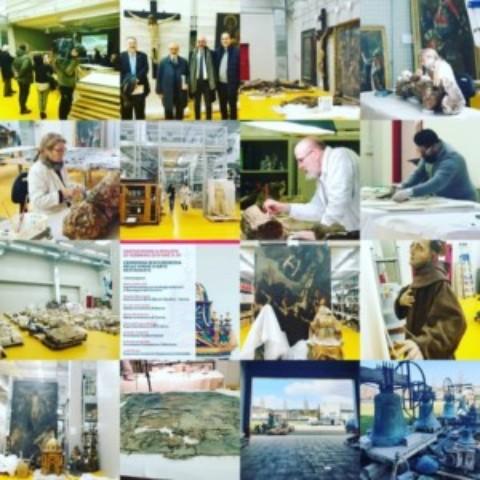 Il recupero del patrimonio culturale danneggiato dal Terremoto del Centro Italia