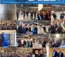 """Premio """"Presidio culturale italiano 2019"""" di Cultura🇮🇹Italiae al Maestro Ennio Morricone"""